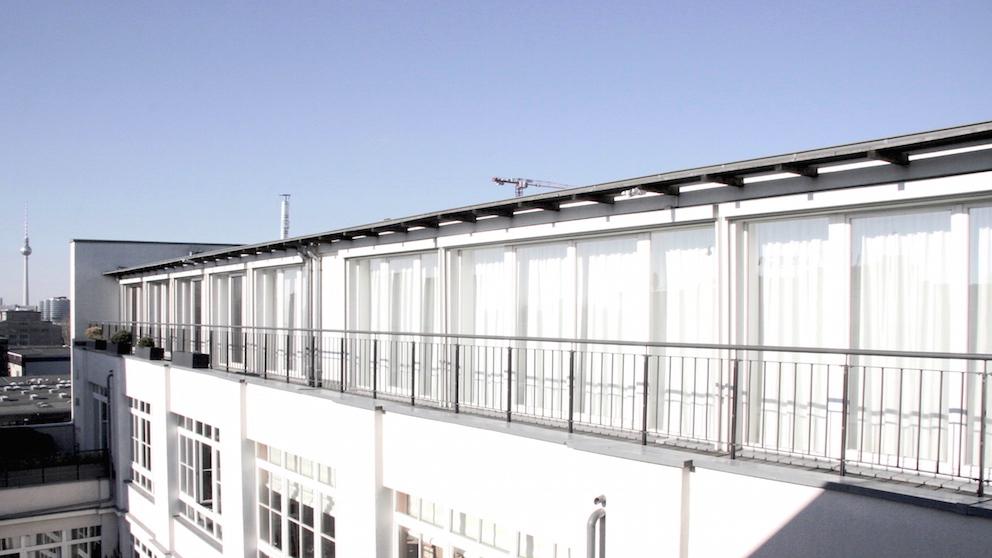 2018 Penthouse, Berlin Kreuzberg, Preis 1.200.000 Euro