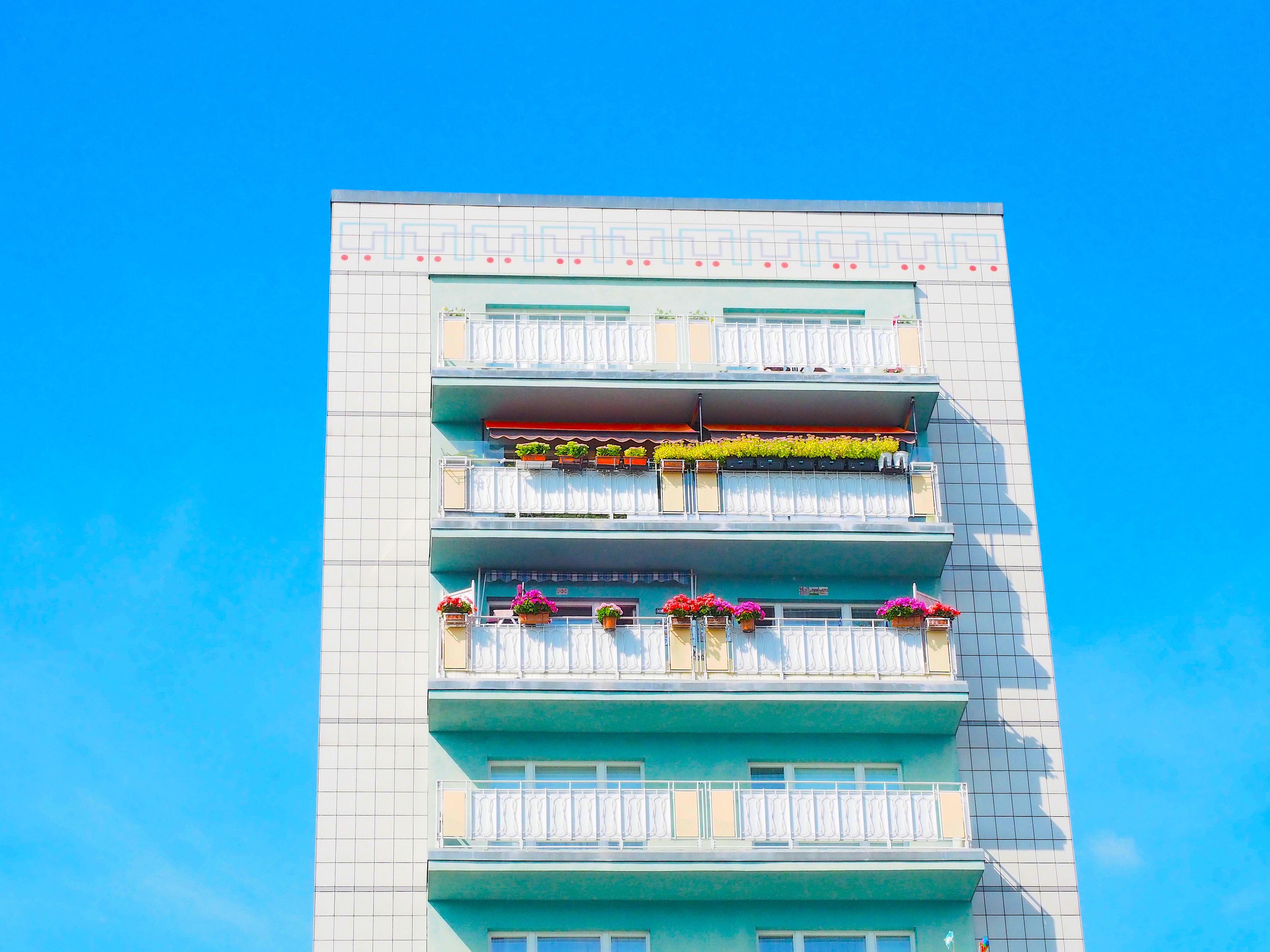 Holzmarktstraße, Berlin, Architektur