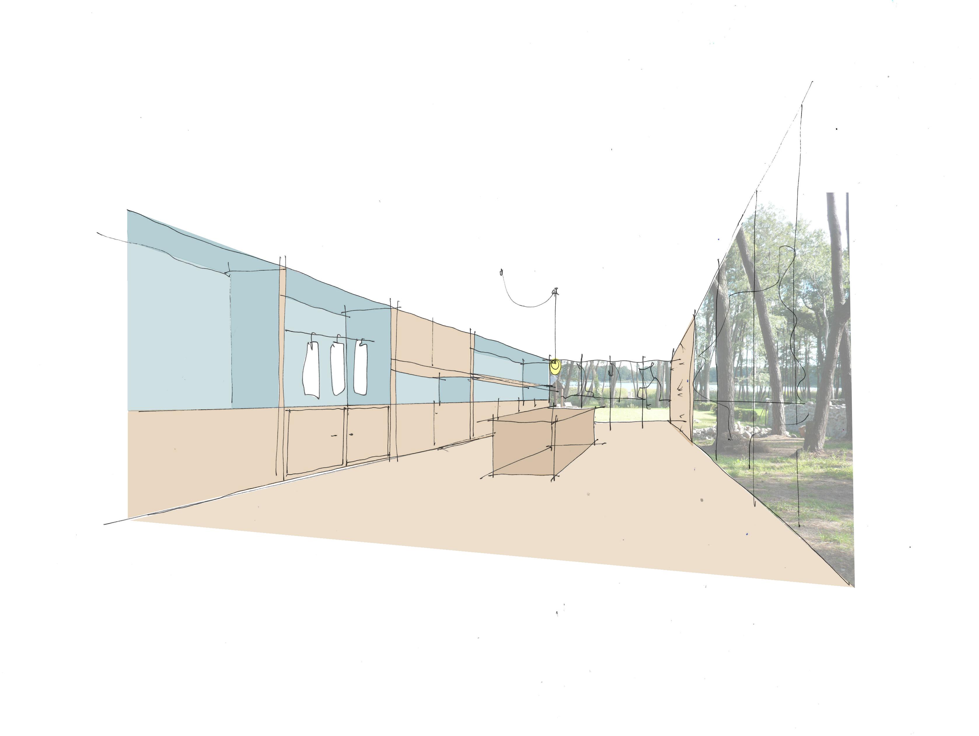 "2018 Bauprojekt ""Haus am See"", Preis 1.800.000 Euro"