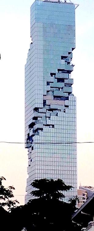 Bürogebäude, Architektur-Kunst