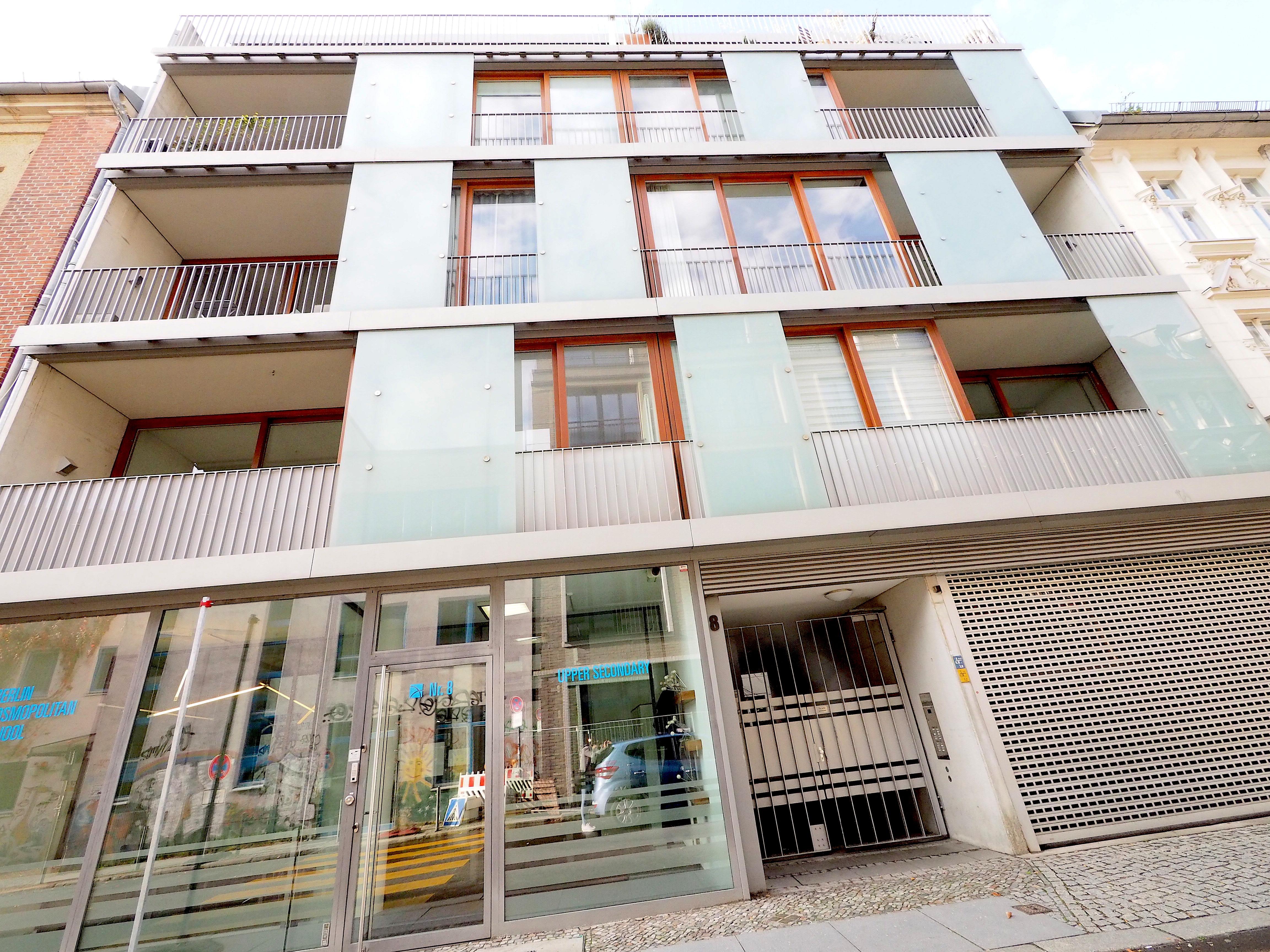 2018 Maisonette, Berlin-Mitte, Preis 680.000 Euro